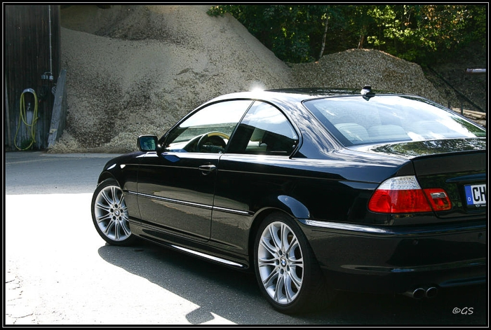 e46 330ci individual 3er bmw e46 coupe tuning fotos bilder stories. Black Bedroom Furniture Sets. Home Design Ideas