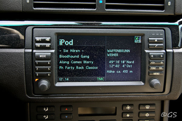 iphone integration im e46 car hifi multimedia. Black Bedroom Furniture Sets. Home Design Ideas